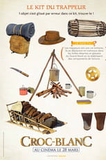 Croc-Blanc, jeu du kit du trappeur