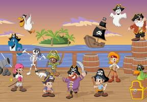 Les gentils pirates