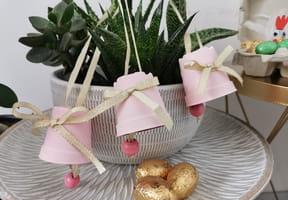 Cloches de Pâques à fabriquer