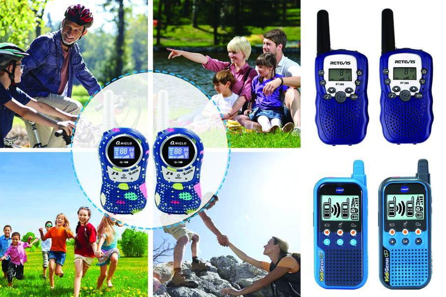 Voici les meilleures tendances de talkie-walkie