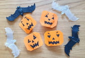 Citrouille en origami pour Halloween, pliage papier [VIDEO]