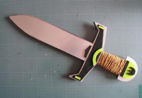 L'épée de Chevalier