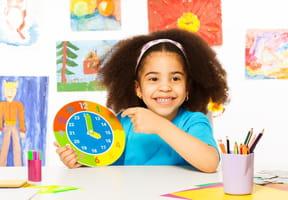 Les étapes pour lui apprendre à lire l'heure