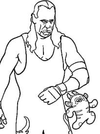 Catcheur Undertaker