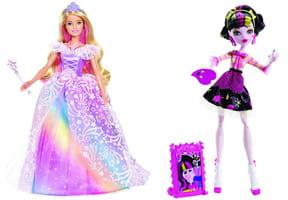 Les meilleures poupées pour les enfants