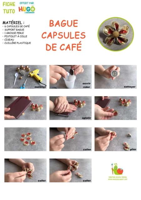 fabrication-de-bagues-avec-des-capsules-de-cafe