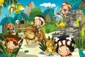La famille préhistorock