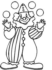 Coloriages en ligne page 89 - Jeux de clown tueur gratuit ...