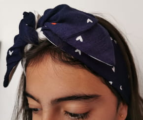 Coudre un headband