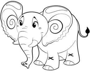 Petit éléphant