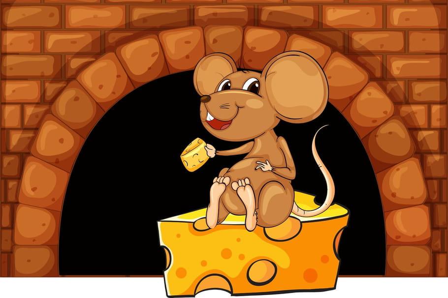 Comptine Une souris qui