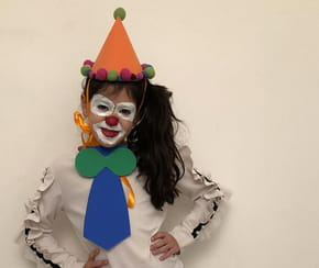 Déguisement de clown pour Carnaval [VIDEO]