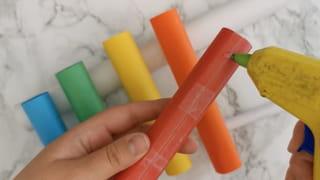 Étape 3: assembler les éléments du xylophone