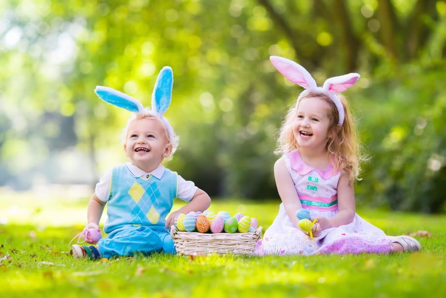 Chasse aux œufs de Pâques: comment l'organiser?