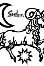 Coloriage Bélier