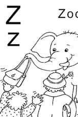 Coloriage lettre z comme zoo en Ligne Gratuit à imprimer