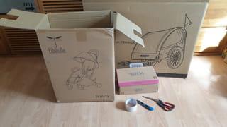 Matériel nécessaire pour fabriquer une cabane en carton