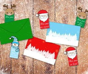 Bons de Noël à offrir