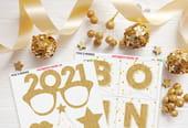 Kit du Nouvel An à imprimer pour 2021