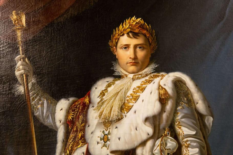Napoléon Bonaparte: histoire, bicentenaire et sacre de Napoléon 1er