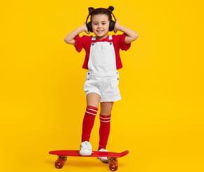 Les meilleurs skateboards pour petits et grands