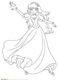 Blanche Neige, princesse de légende