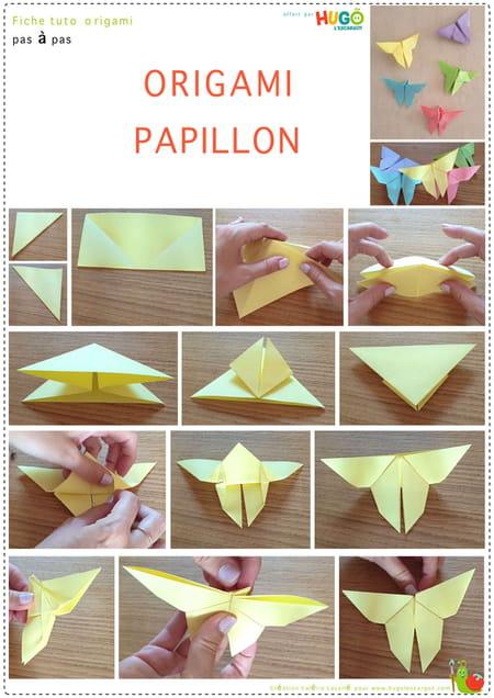 fabriquer-un-origami-papillon-les-etapes-du-pliage