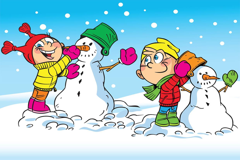 Activit s et coloriages bonshommes de neige sur - Jeux de crocodile sous la douche gratuit ...