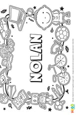 Nolan prénom de garçon version3
