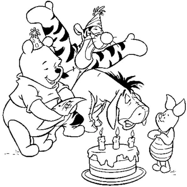 Coloriage de 3 ans en ligne gratuit imprimer - Dessin anniversaire 7 ans ...