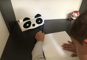 Trousse Panda avec une boite céréales [VIDEO]