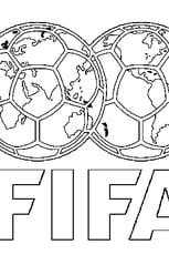 Coloriage FIFA