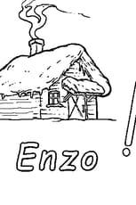 Coloriage Enzo en Ligne Gratuit à imprimer