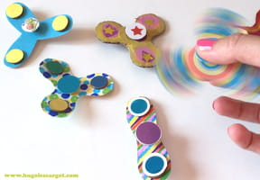 Fabriquez un Hand Spinner [VIDEO]