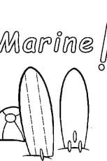 Coloriage Marine en Ligne Gratuit à imprimer