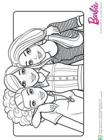 Barbie Fashionistas, ensemble pour la vie