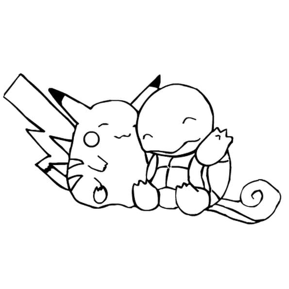 Coloriage pok mon en ligne gratuit imprimer - Coloriage pikachu en ligne ...