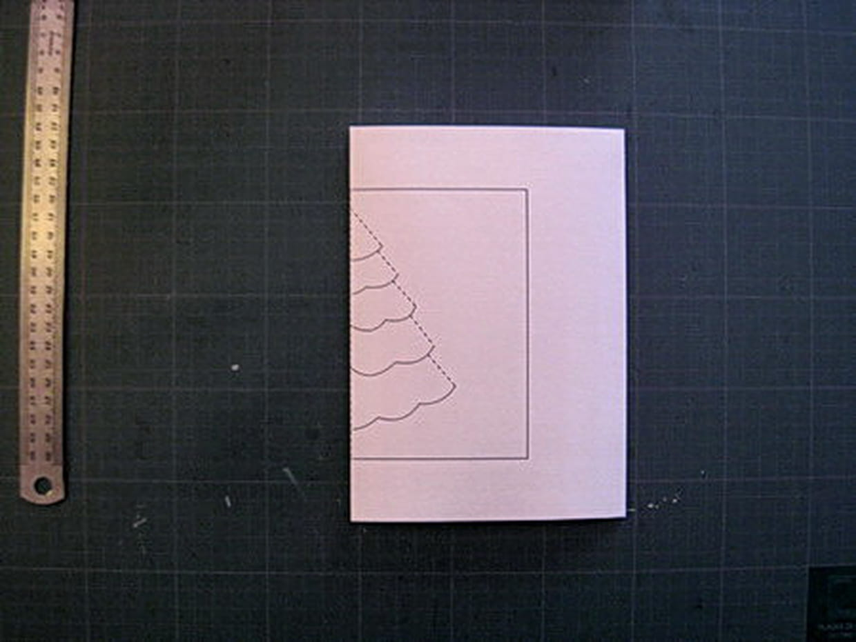 Carte Sapin De Noël En 3d