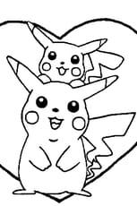 Coloriage A Imprimer Pikachu.Coloriage Pikachu En Ligne Gratuit A Imprimer