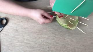 Étape 6: fabriquez les rames du navire