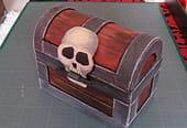 Le coffre de pirate