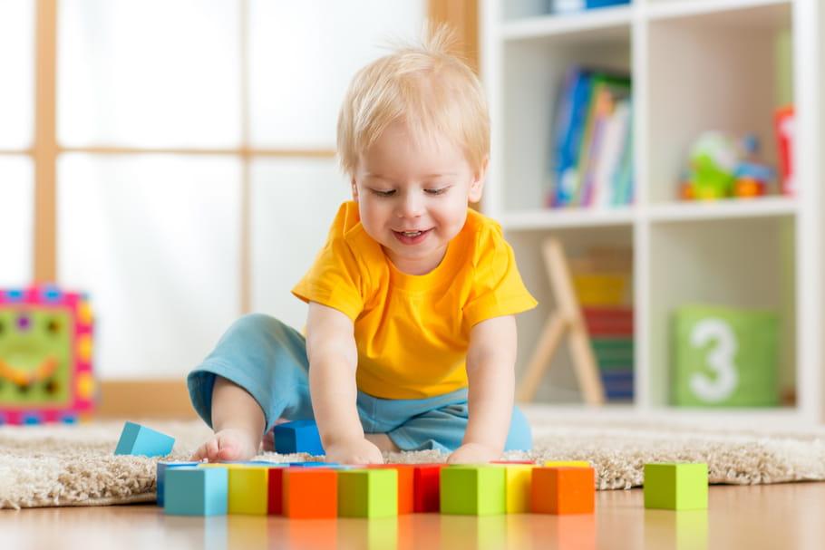 Le top des activités Montessori à faire avec bébé