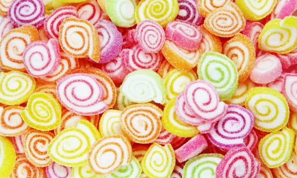 Coloriages Bonbons et sucreries