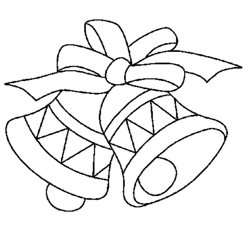 Coloriage Cloches Paques En Ligne Gratuit A Imprimer