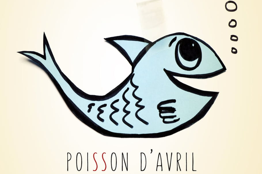 L'origine du poisson d'avril