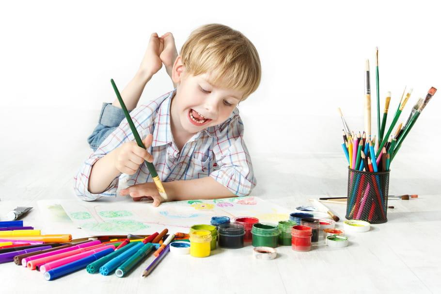 10activités à faire avec les enfants à la maison