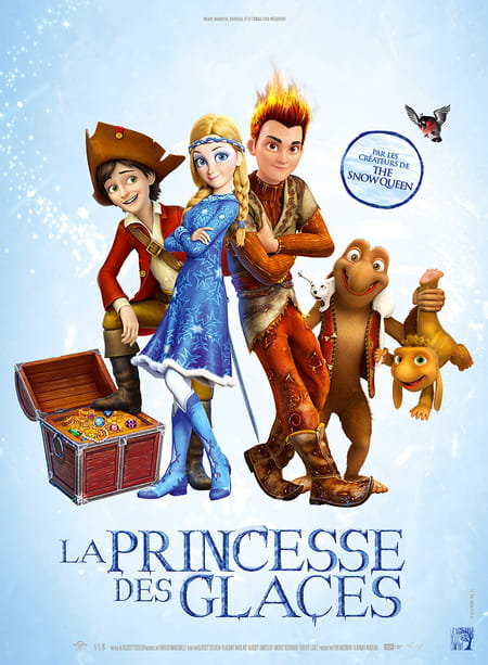 La princesse des glaces - La princesse de neige ...