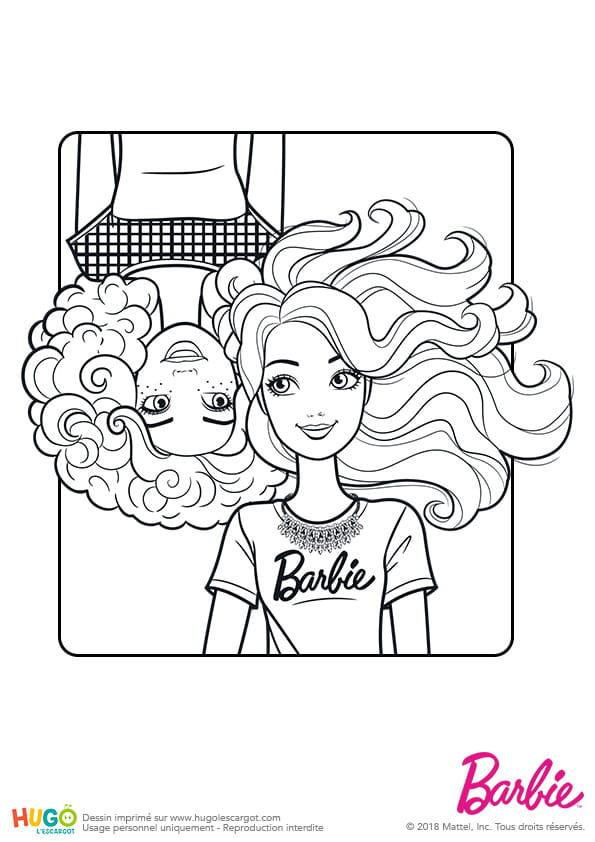 Barbie Fashionistas, regarder les nuages