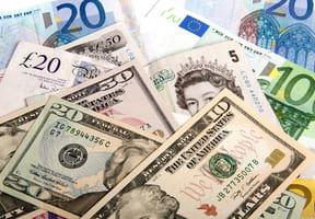 Quels sont les noms des monnaies des pays?