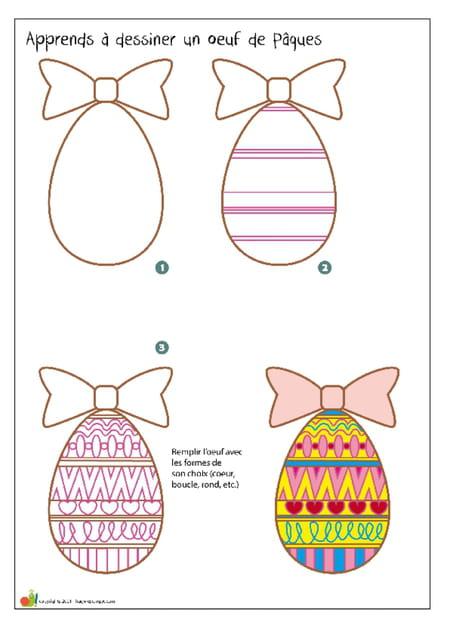 apprendre-a-dessiner-un-œuf-de-paques